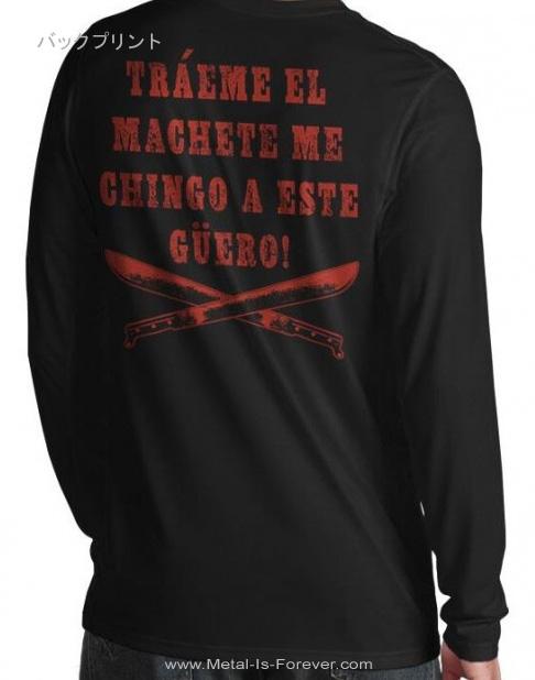 BRUJERIA -ブルヘリア- MATANDO GUEROS 「マタンド・グエロス」 長袖Tシャツ