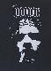 【在庫有り商品】DOWN -ダウン- SMOKING JESUS 「スモーキング・ジーザス」 ノースリーブ・ワークシャツ Mサイズ