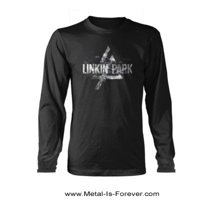 LINKIN PARK -リンキン・パーク- SMOKE LOGO 「スモーク・ロゴ」 長袖Tシャツ