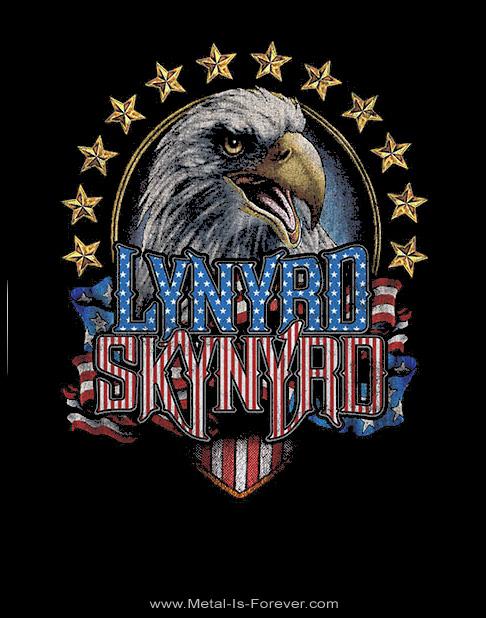 LYNYRD SKYNYRD (レーナード・スキナード) EAGLE 「イーグル」 Tシャツ