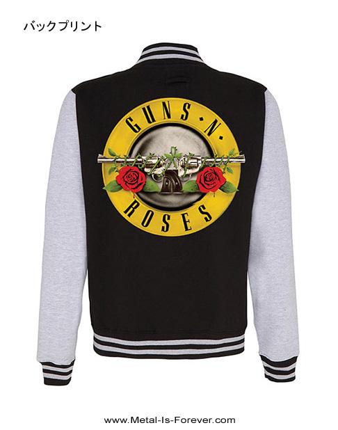 GUNS N' ROSES -ガンズ・アンド・ローゼズ-  CIRCLE LOGO 「サークル・ロゴ」 ジャケット