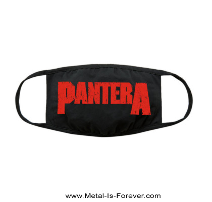 PANTERA (パンテラ) LOGO 「ロゴ」 マスク