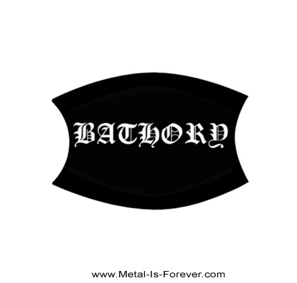 BATHORY (バソリー) LOGO 「ロゴ」 マスク