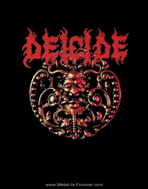 DEICIDE (ディーサイド) DEICIDE 「ディーサイド」 Tシャツ