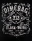 【在庫有り商品】DIMEBAG DARRELL -ダイムバッグ・ダレル- WHISKEY DIMEBAG DARRELL 「ウィスキー・ダイムバッグ・ダレル」 Tシャツ Sサイズ
