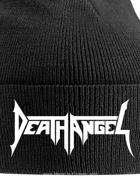 DEATH ANGEL -デス・エンジェル- LOGO 「ロゴ」 ニットキャップ