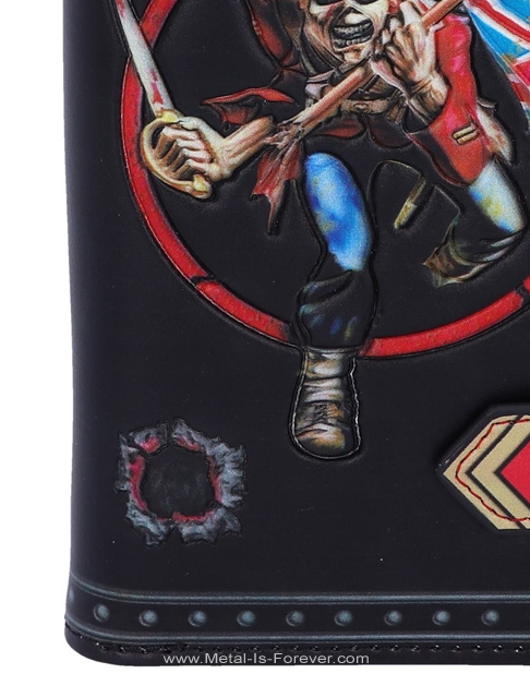 IRON MAIDEN (アイアン・メイデン) THE TROOPER 「明日なき戦い」 財布