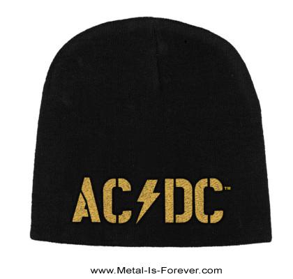 AC/DC (エーシー・ディーシー) POWER UP 「パワーアップ」 ニットキャップ