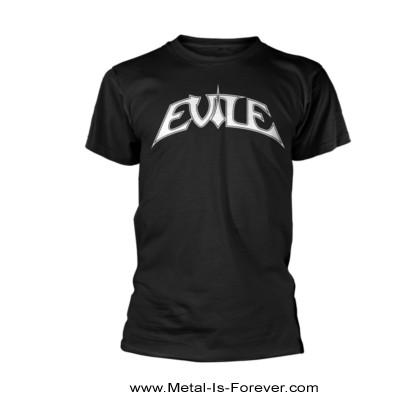 EVILE (イーヴァイル) LOGO 「ロゴ」 Tシャツ