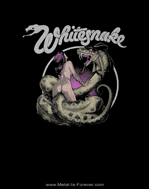 WHITESNAKE (ホワイトスネイク) LOVE HUNTER 「ラヴハンター」 Tシャツ