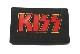 【在庫有り商品】KISS -キッス- LOGO 「ロゴ」 財布(黒)