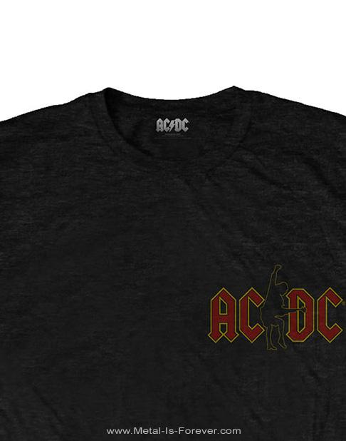 AC/DC -エーシー・ディーシー- HARD AS ROCK 「ハード・アズ・ア・ロック」 TシャツVer.2