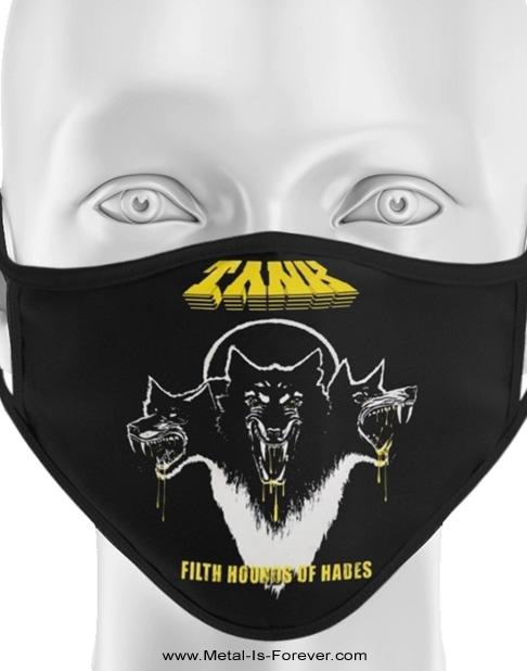 TANK (タンク) FILTH HOUNDS OF HADES 「激烈リフ軍団」 マスク
