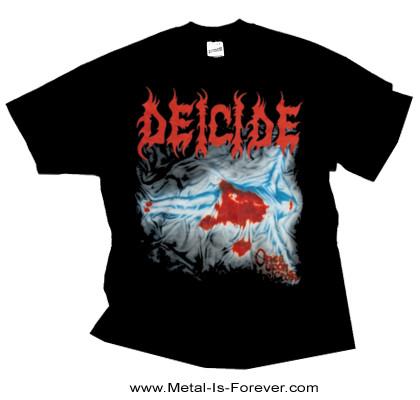 DEICIDE (ディーサイド) ONCE UPON THE CROSS 「ワンス・アポン・ザ・クロス」 Tシャツ