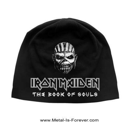 IRON MAIDEN (アイアン・メイデン) THE BOOK OF SOULS「魂の書〜ザ・ブック・オブ・ソウルズ〜」 ニットキャップ(薄手)