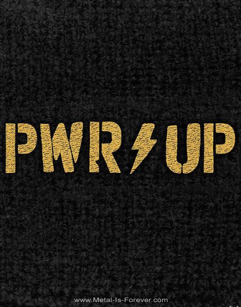 AC/DC (エーシー・ディーシー) POWER UP 「パワーアップ」 リストバンド