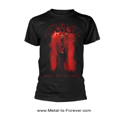 EVILE (イーヴァイル) HELL UNLEASHED 「ヘル・アンリーシュド」 Tシャツ