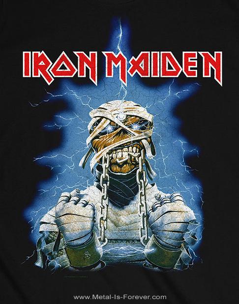 IRON MAIDEN (アイアン・メイデン) WORLD SLAVERY TOUR '84 - '85 「ワールド・スレイヴリー・ツアー・'84 - '85」 Tシャツ
