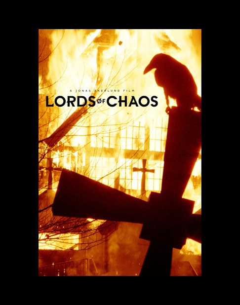 LORDS OF CHAOS 「ロード・オブ・カオス」 ブルーレイBLACK BOX 完全無修正 R-18
