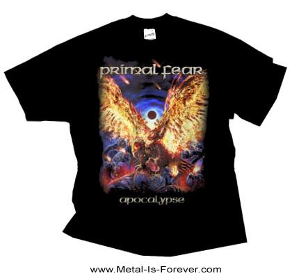 PRIMAL FEAR -プライマル・フィア- APOCALYPSE 「アポカリプス」 Tシャツ