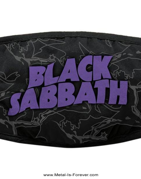 BLACK SABBATH (ブラック・サバス) DISTRESSED 「ディストレス」 マスク