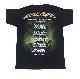 【在庫有り商品】GAMMA RAY -ガンマ・レイ- TO THE METAL TOUR 2010 「トゥ・ザ・メタル・ツアー 2010」 Tシャツ Mサイズ【コレクターズアイテム】
