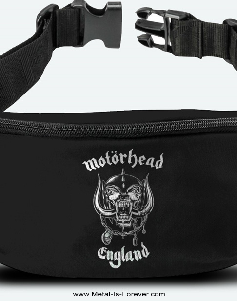MOTORHEAD -モーターヘッド- ENGLAND 「イングランド」 ウエストバッグ