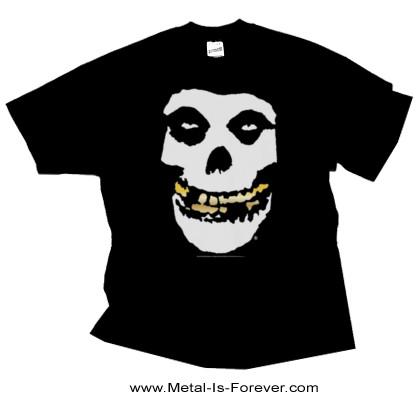 MISFITS -ミスフィッツ- GOLD FOIL 「ゴールド・フォイル」 Tシャツ