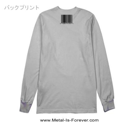SLIPKNOT (スリップノット) SLIPKNOT「スリップノット」 長袖Tシャツ(グレー)