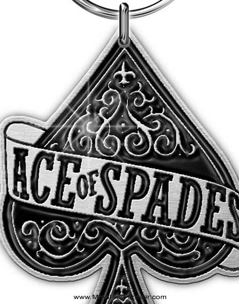 MOTORHEAD (モーターヘッド) ACE OF SPADES 「エース・オブ・スペーズ」 キーチェーン