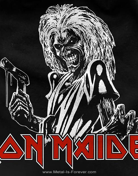 IRON MAIDEN (アイアン・メイデン) KILLERS 「キラーズ」 ニットキャップ(薄手)