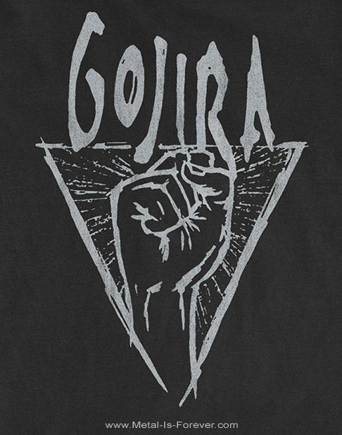 GOJIRA (ゴジラ) POWER GLOVE 「パワー・グローブ」 Tシャツ