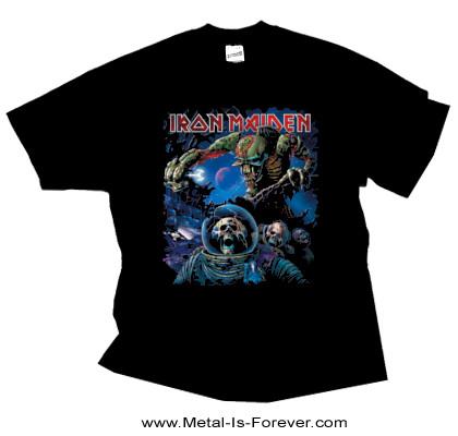 IRON MAIDEN (アイアン・メイデン) THE FINAL FRONTIER 「ファイナル・フロンティア」 Tシャツ