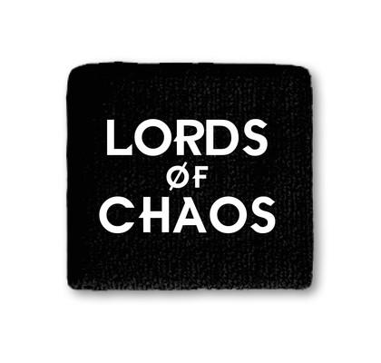 LORDS OF CHAOS 「ロード・オブ・カオス」 ロゴ リストバンド