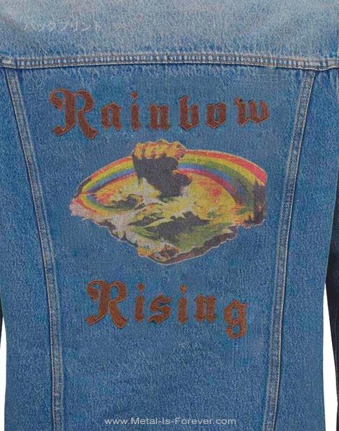 RAINBOW -レインボー- RISING 「虹を翔る覇者」 デニム・ジャケット