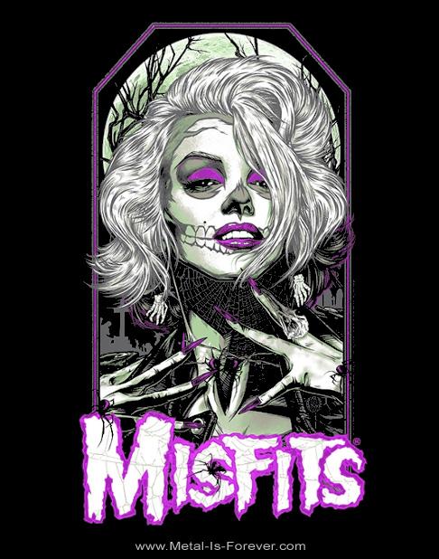 MISFITS -ミスフィッツ- ORIGINAL MISFITS 「オリジナル・ミスフィッツ」 Tシャツ