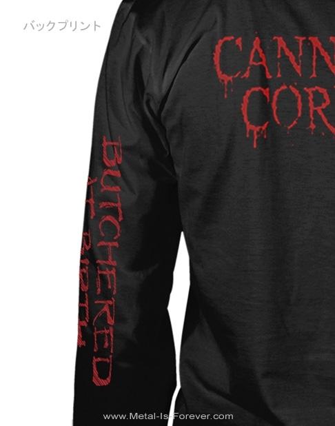 CANNIBAL CORPSE -カンニバル・コープス- TOMB OF THE MUTILATED 「殺鬼〜トゥーム・オブ・ミューティレイテッド」 長袖Tシャツ