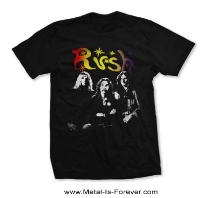 RUSH (ラッシュ) PHOTO STARS 「フォト・スター」 Tシャツ