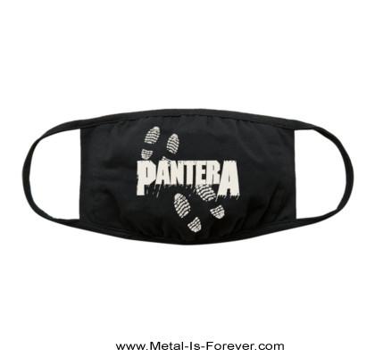PANTERA (パンテラ) STEEL FOOT PRINT 「スティール・フット・プリント」 マスク
