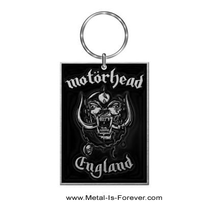 MOTORHEAD (モーターヘッド) ENGLAND 「イングランド」 キーチェーン