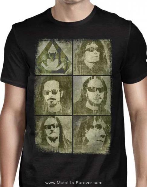 OVERKILL -オーヴァーキル- FACES 「フェイシズ」 Tシャツ
