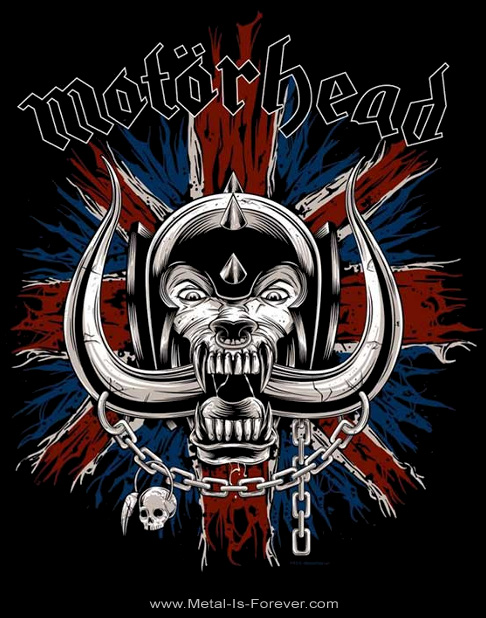 MOTORHEAD -モーターヘッド- BRITISH WARPIG 「ブリティッシュ・ウォーピッグ」 パーカー