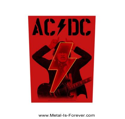 AC/DC (エーシー・ディーシー) POWER UP 「パワーアップ」 アンガス・ホーン バックパッチ