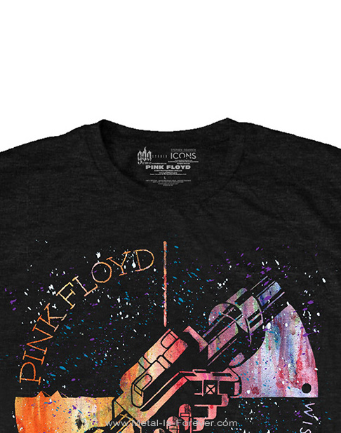PINK FLOYD (ピンク・フロイド) WELCOME TO THE MACHINE 「ようこそマシーンへ」 マシ-ン・グリーティング・オレンジ Tシャツ