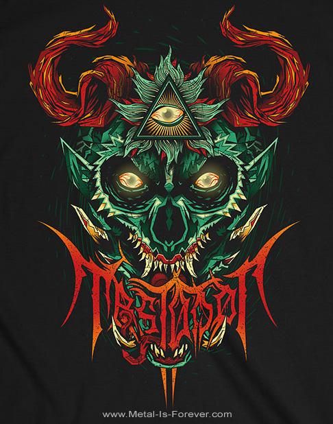 MASTODON (マストドン) LEAF BEAST 「リーフ・ビースト」 Tシャツ