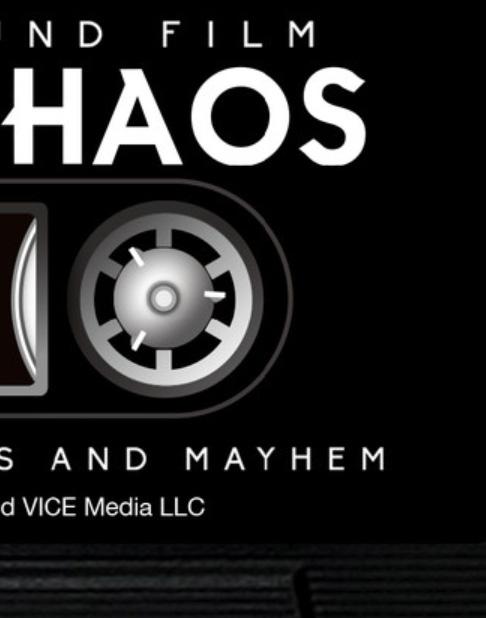 LORDS OF CHAOS 「ロード・オブ・カオス」 カセットテープ型 カードホルダー