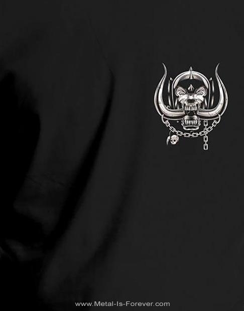 MOTORHEAD -モーターヘッド- POCKET LOGO 「ポケット・ロゴ」 Tシャツ