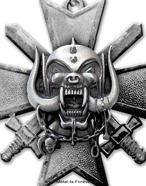 MOTORHEAD (モーターヘッド) BAD MAGIC 「バッド・マジック」 キーチェーン