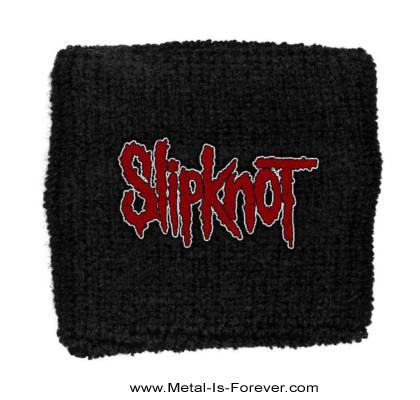 SLIPKNOT (スリップノット) LOGO 「ロゴ」 リストバンド