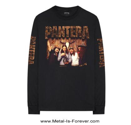 PANTERA (パンテラ) BONG GROUP 「ボング・グループ」 長袖Tシャツ